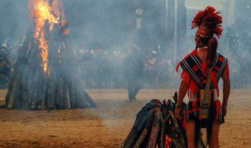 Hornbill Festival and Dzukou Valley